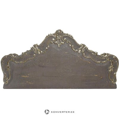 Кровать изголовья принцессы (деталь)