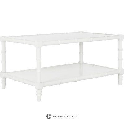 White coffee table landon (safavieh) (whole, in a box)
