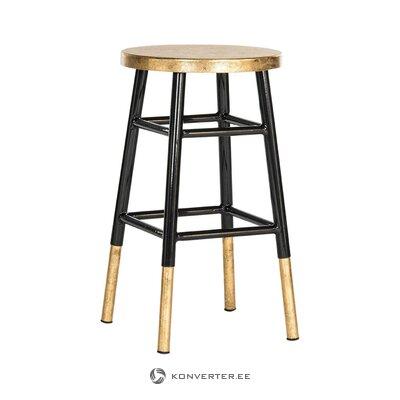 Melni zeltainā augstā krēsla oga (safavieh) (vesela)