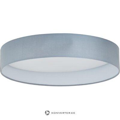 Pelēks led griestu apgaismojums (gaišs) (vesels, kastē)