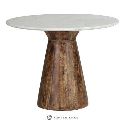 Marmora pusdienu galds Durit (Jotex)