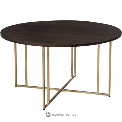 Mango apaļais galds (Luca)