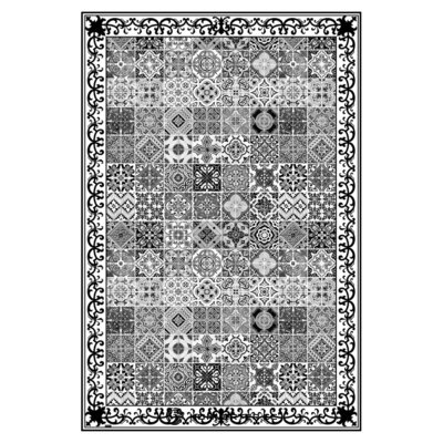 Raibs vinila paklājs (myspot)