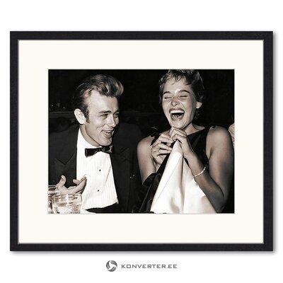 Sienas attēls Džimijs klubā (jebkurš attēls) (ar skaistuma kļūdu, zāles paraugs)