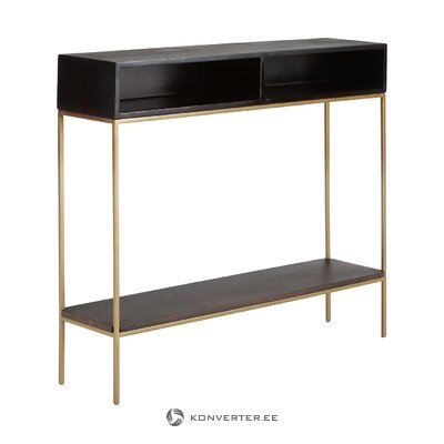 Console table (lyle) (with defects hall sample)