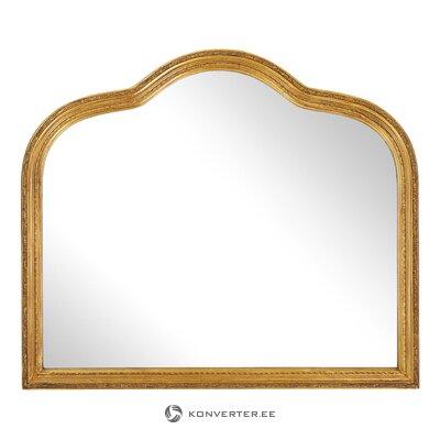 Zelta rāmja sienas spogulis (muriel)
