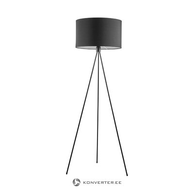 Black floor lamp cell (jill & jim)