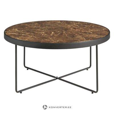 Marmora kafijas galda imitācija želīna (ellos)