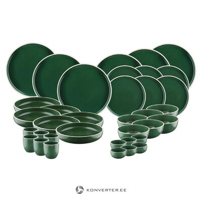 Dish set 36-piece bile (esalad)