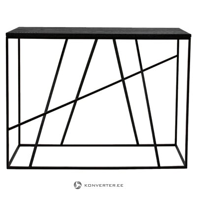 Solid wood console table coster (canett furniture)