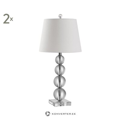 Table lamp set grace (safavieh)
