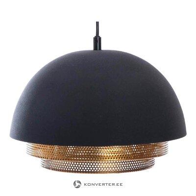 Melnā zelta griestu lampa Cleveland (ethan chloe) (zāles paraugs mazas kļūdas)