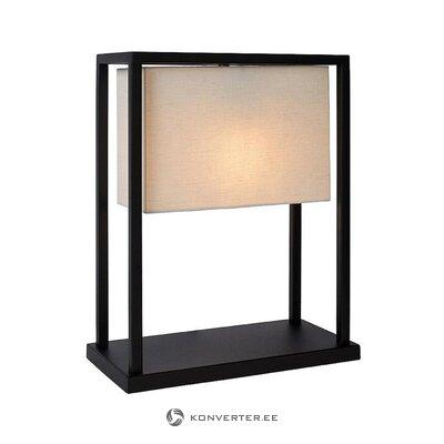 Настольная лампа poona (charrell home) (здоровая, образец)