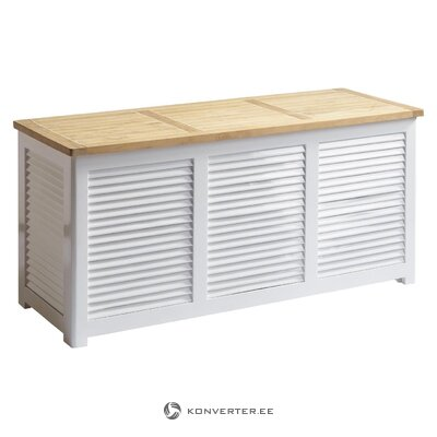Ящик для хранения из массива дерева (cinas)