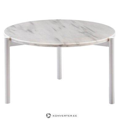 Marble coffee table tess (thai natura) (hall sample)