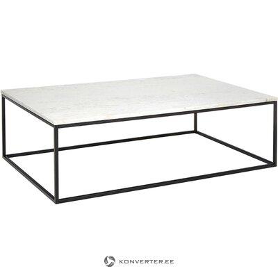 Pelēks marmora kafijas galdiņš (Alys)