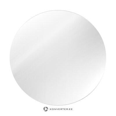 Large wall mirror (erin) (hall sample mirror is broken)