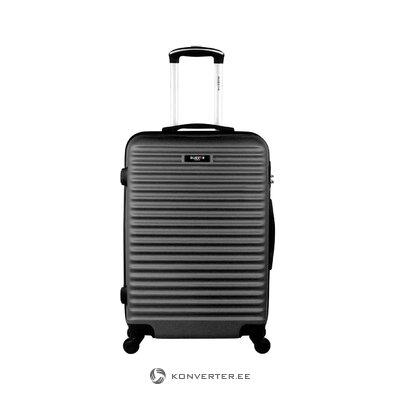 Black suitcase brazil (bluestar) (hall sample)