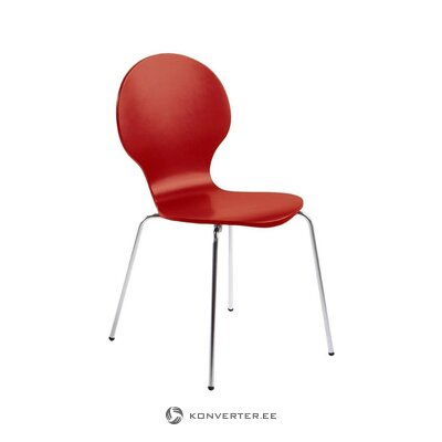 Red chair annabelle (actona)