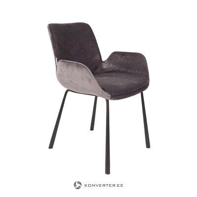 Velvet kėdė brit (zuiver)