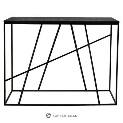 Дизайнерский столик-консоль coster (мебель canett)
