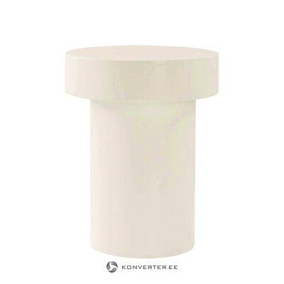 Белый журнальный столик baratti (jotex)