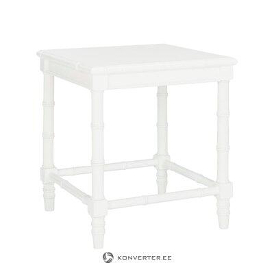 White coffee table zayne (safavieh)