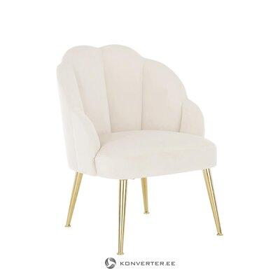 Light design armchair (light)