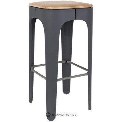 Bar stool (up-high) white label living
