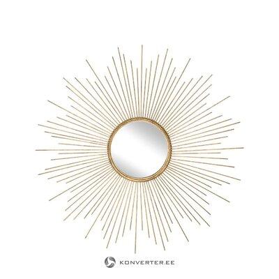 Дизайнерское настенное зеркало (элла)