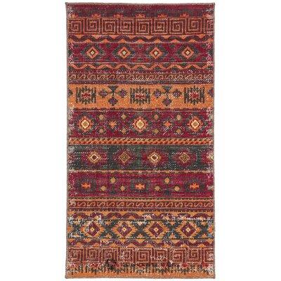 Austrumu stila paklājs (apsēstība) (kastē, vesels)
