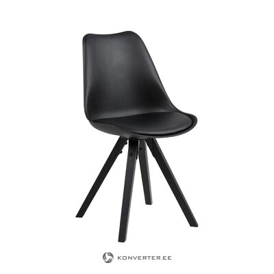 Musta tuoli dima (actona) (salinäyte)