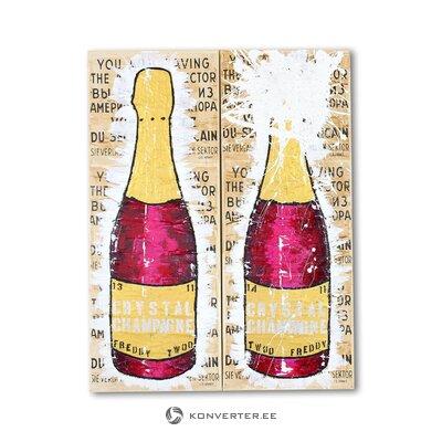 Seinapilt Crystal Champagne (Freddy Reitz)