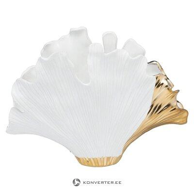 Design lillevaas ginkgo elegance (kare design)