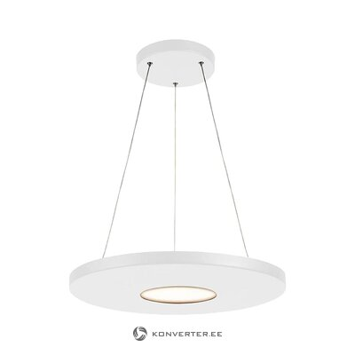 Valge LED Rippvalgusti Plate (Markslöjd)