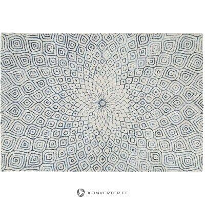 Kuviollinen matto fleur (Jill & Jim)