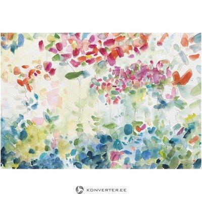 Hortenzijas glezna (cuadriman)