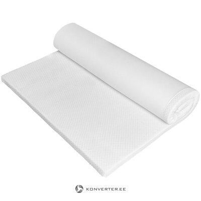 Baltas antklodžių prabangus čiužinys (asmeninė etiketė)