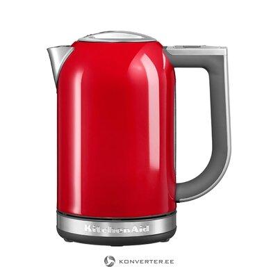 Punainen vedenkeitin (kitchenaid)