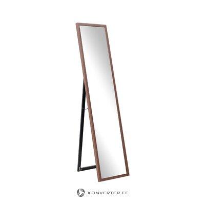 Floor mirror bernadetta (inart) (hall sample small beauty defect)