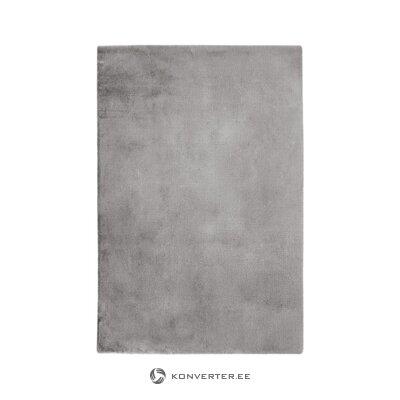 Harmaa pehmeä matto my cha cha (pakkomielle) 160x230cm