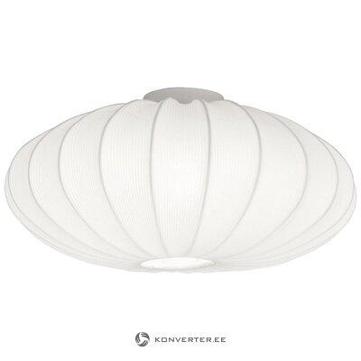 Белый потолочный светильник mamsell (анета) (образец комнаты)