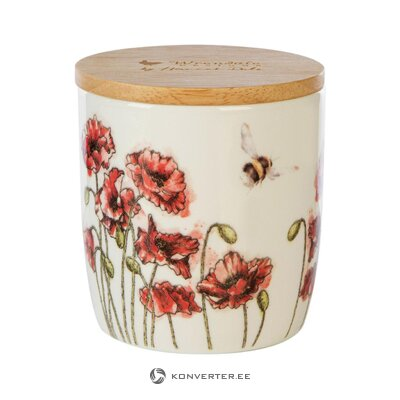 Scented candle meadow (wax lyrical)