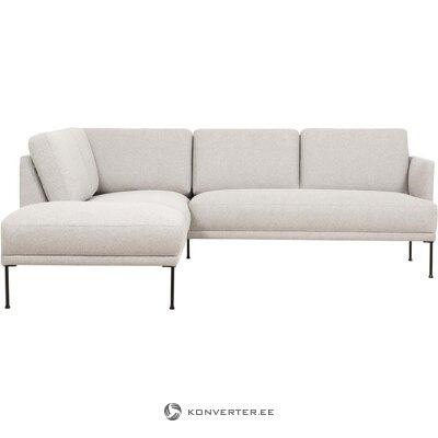 Light corner sofa (fluente)