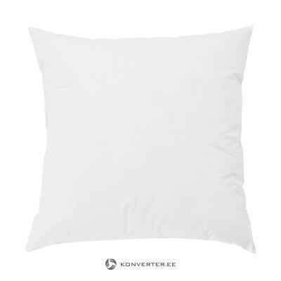 Koristeellinen tyyny mukavuutta varten