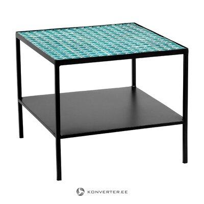 Sinimusta sohvapöytä (pohjoismainen) (salinäyte)