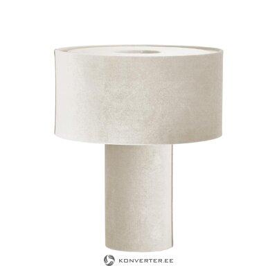 Velvet table lamp (frida)