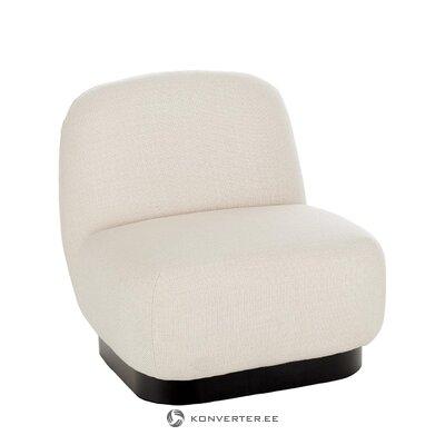 Кремовое кресло (элси)