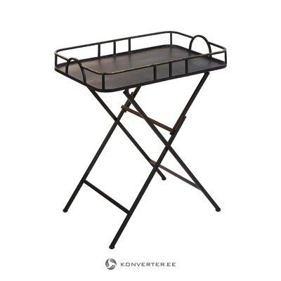 Folding serving table (santiago pons) (sample room)