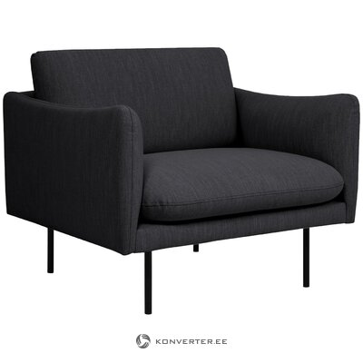 Black armchair (moby)